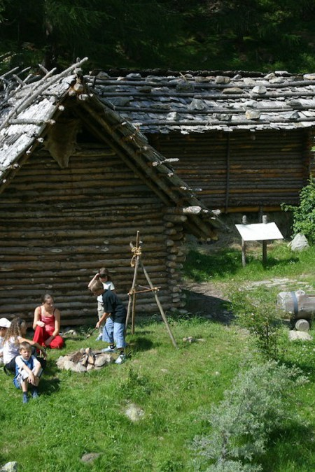 Ötzis Welt entdecken Südtirol