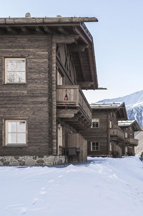 Chalet Schnee Südtirol