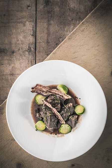 Chalet Südtirol mit Gourmetküche