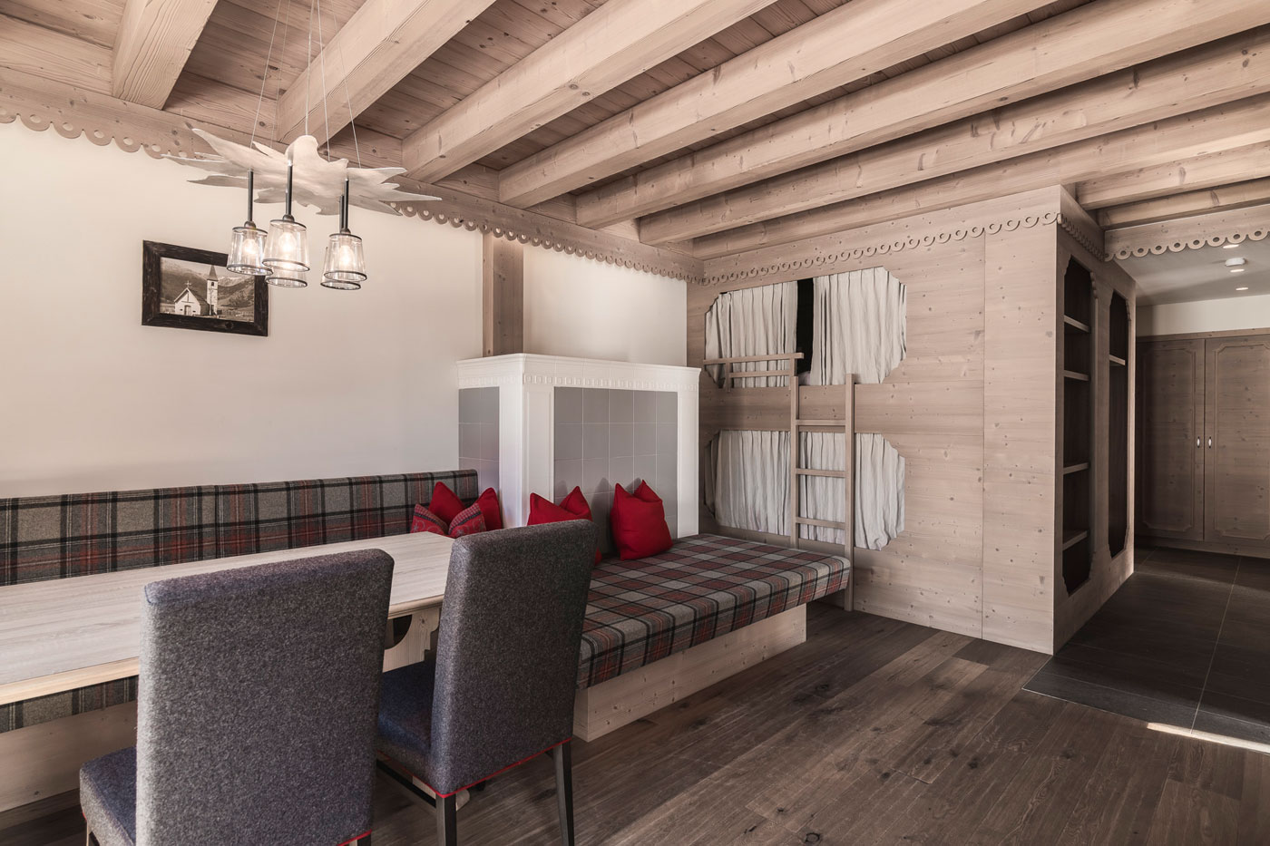 Chalet with wood stove South Tyrol
