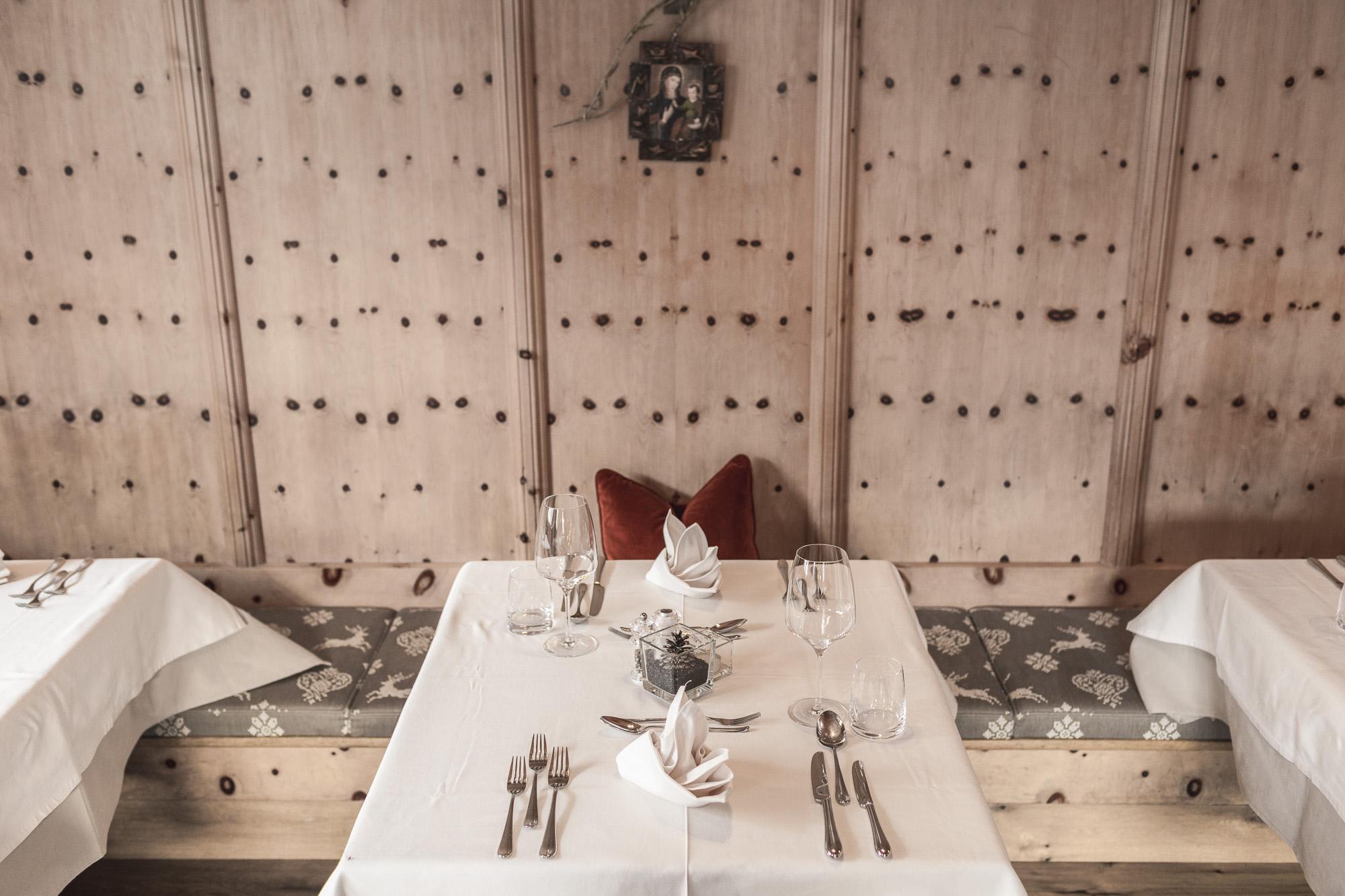 Restaurant im Almdorf Schnalstal