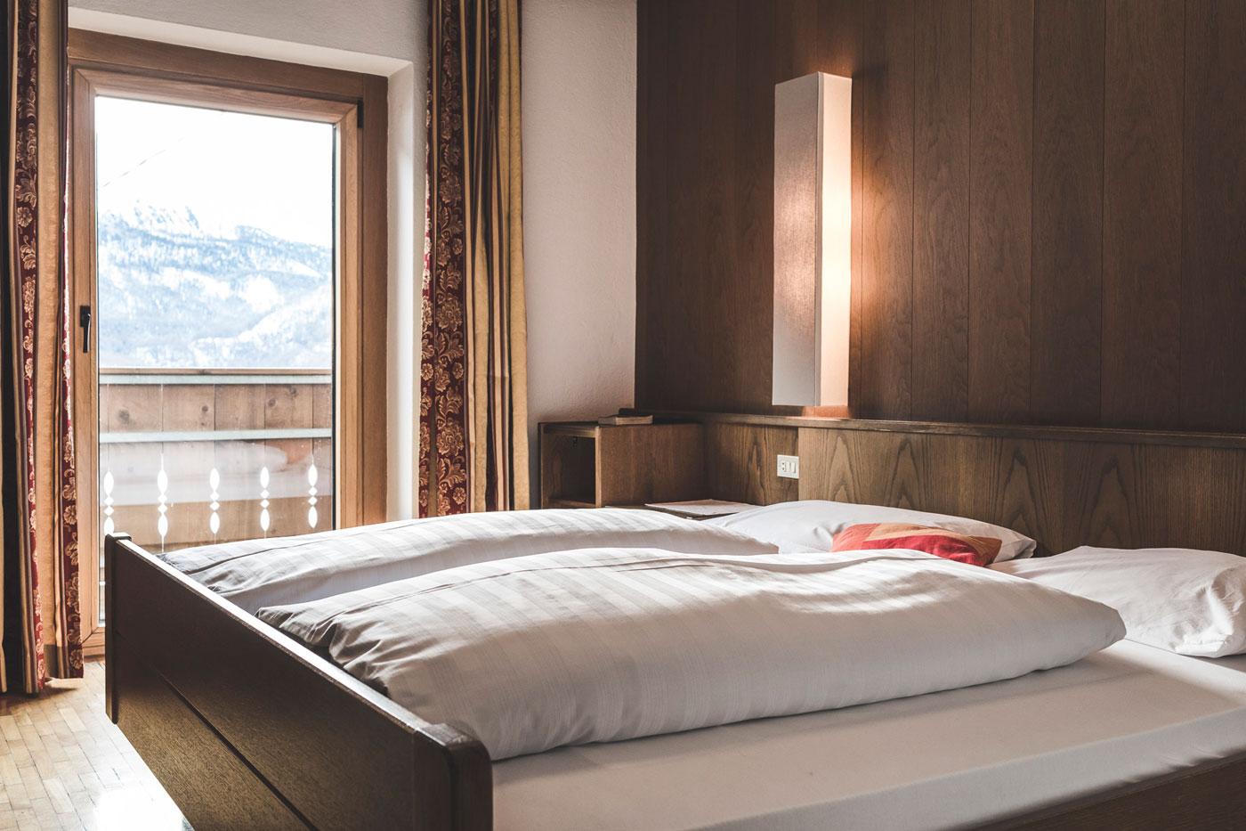 Hotel 3 Sterne Schnalstal Zimmer