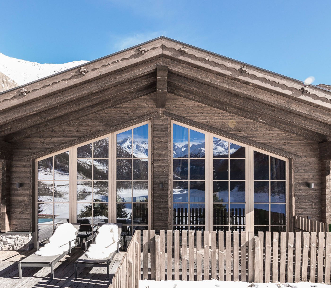 Luxus Almdorf Spa Südtirol